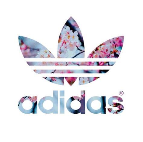 Adidas Colour Logo Blue Turkis adidas colors desing fashion flowers logo summer swag image 3020121 by