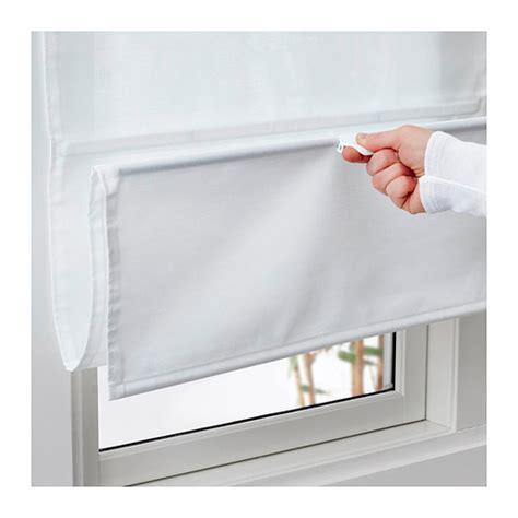 roman curtains ikea ringblomma roman blind white 140x160 cm ikea
