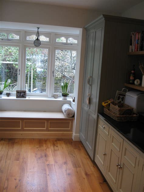 furniture   build bay window bench   home