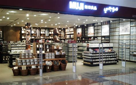 muji store muji store in saudi arabia opens in may 2016 news