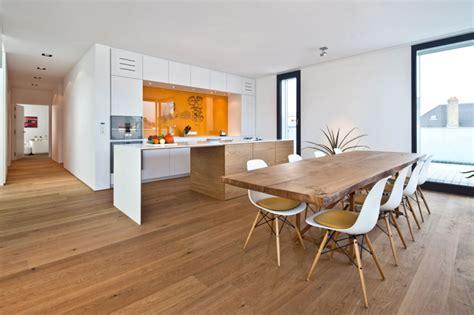 mesas de comedor modernas de madera maciza m 225 s de 50 ideas mesas de comedor modernas de madera maciza 50 ideas