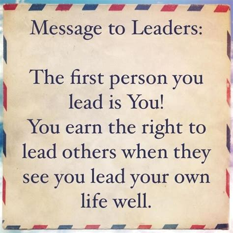 lead by exle quotes quotesgram
