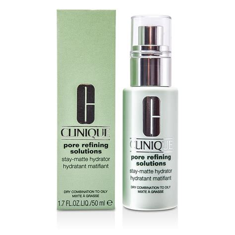 Clinique Pore Refining Solution clinique pore refining solutions stay matte hydrator