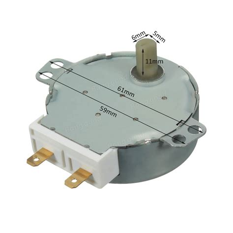 Motor Synchronous Microwave microwave turntable synchronous motor 220v 4w 4 6 rpm sale