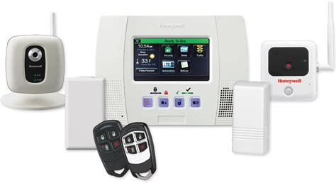 home alarm security equipment from smart tech