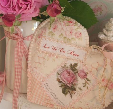 Segiempat Shabby Chic Seri 7 17 17 best images about shabby chic hearts wreaths on