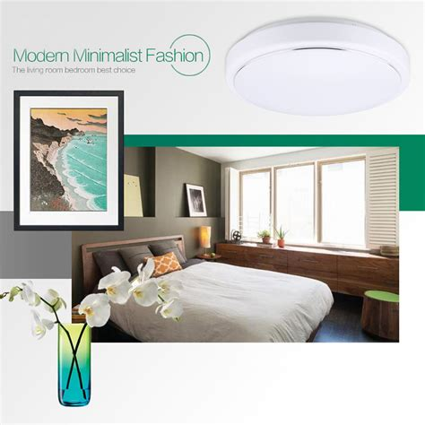 downlights bedroom 18w round led ceiling panel ultra slim downlight for