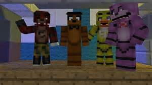 Minecraft five nights at freddy s 2 song animation youtube