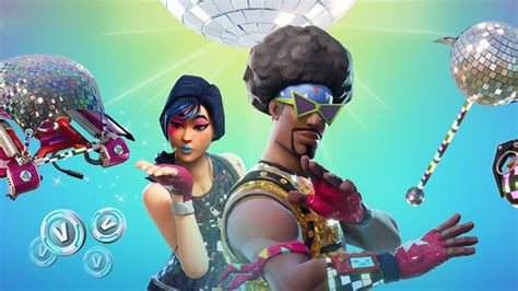 where fortnite emotes came from epic hosting boogiedown contest to put new emote in