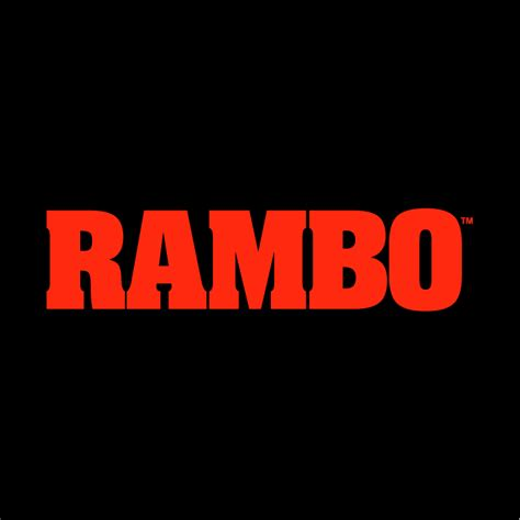 dafont commando rambo free vector 4vector
