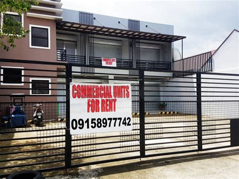 storey commercial building  rent  bf homes