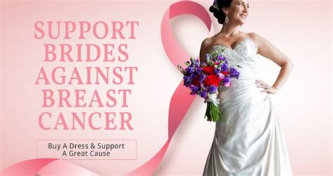 Brides Against Breat Cancer In Baltimore by Support Brides Against Breast Cancer Breast