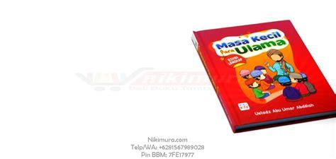 Buku Islam Diktat Ahkamun Nisa buku anak islam masa kecil para ulama