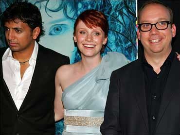 'Lady In The Water' Dives In - Photo 1 - Pictures - CBS News M Night Shyamalan Daughter