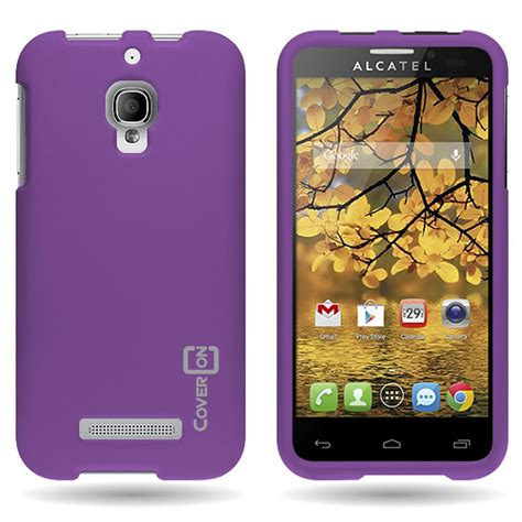 New Hardcase Alcatel Onetouch Flash Plus Polycarbonate Free Sp for alcatel one touch fierce 7024w colorful rubberized plastic cover