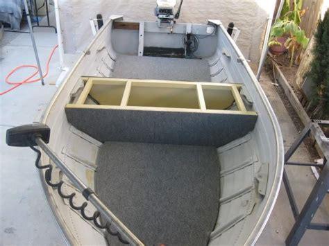 small bass boat modifications 1968 12 foot mirrocraft aluminum boat mod page 1