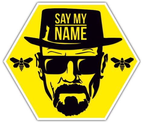 Breaking Bad Stickers sticker breaking bad bees muraldecal