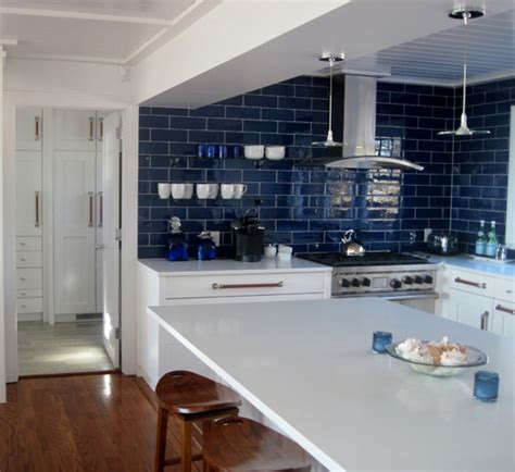 Backsplash Tiles For Kitchen Ideas azulejos estilo metro para darle un toque especial a tu cocina