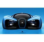 Nico Presslers Bugatti Typ A Concept Rendering