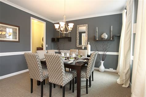 dining room wall color dining room dark gray design ideas with beige floral