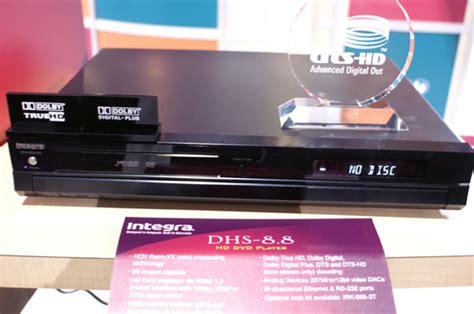 audio format truehd new hd dvd bd players cedia 2007 day 2 1080p
