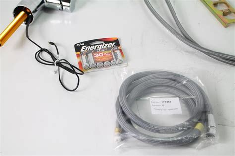 7565ec moen align series motionsense kitchen faucet chrome moen 7565ec align with motionsense touchless one handle