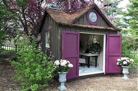 shed wooden house inhabitat green design