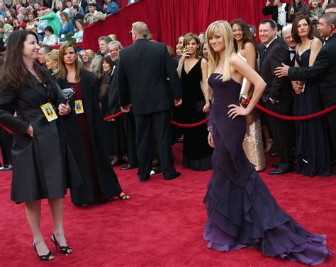 79th Annual Academy Awards Tomorrow by Reese Witherspoon In 79th Annual Academy Awards Zimbio