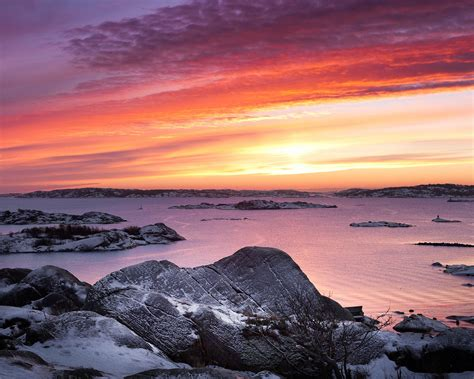 wallpaper west coast snow gothenburg sweden