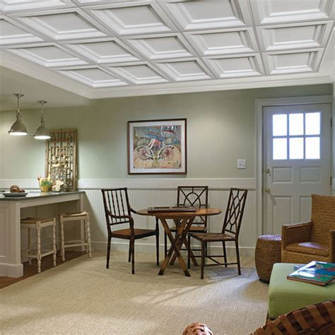 Fancy Drop Ceiling Ceiling For Finished Room In Basement Pelican Parts