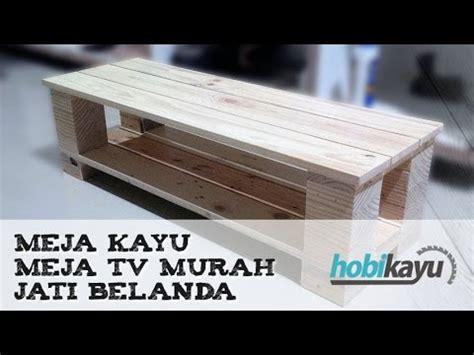 Meja Tv Dari Kayu buat sendiri meja kayu meja tv murah xilfy