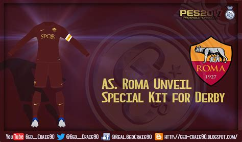 Jersey Manchester United Gk Go New Season 2017 18 Gra Berkualitas welcome to pes 2017 as roma special kit derby 2017 18 hd
