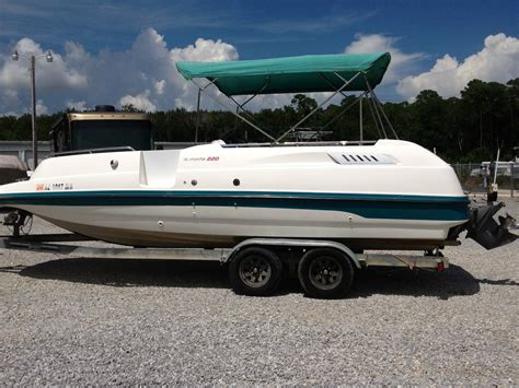 chaparral boats in saltwater chaparral sunesta 225 1992 for sale for 6 000 boats