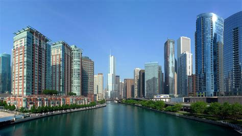 cityscapes chicago wallpapers