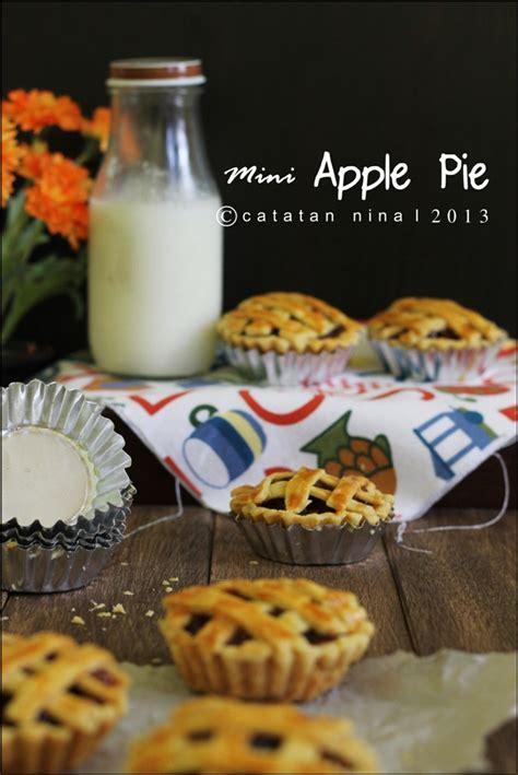 mini apple pie catatan nina aneka resep masakan rumah