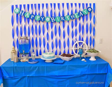 Dollar Store Decor Our Kerrazy Adventure Percy Jackson Birthday Party
