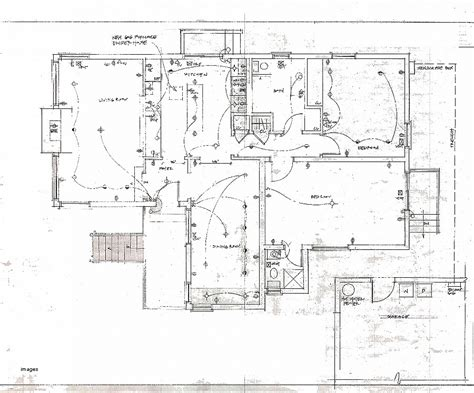 whole house electrical wiring diagram electrical wiring plan for house wiring diagram with description