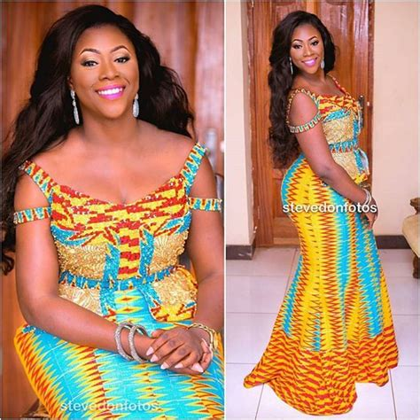 ghana kente styles kente style inspiration for the ghanaian brides