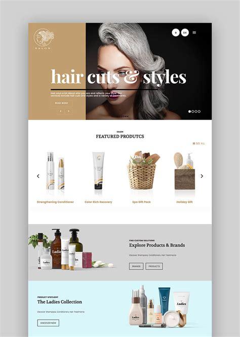 wordpress themes hairdresser free 17 best spa beauty salon wordpress themes for 2017 websites