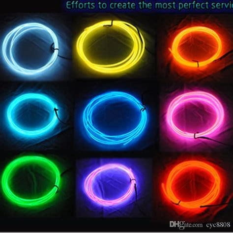 car interior led light strips 3m el decorative light car interior lights ambient