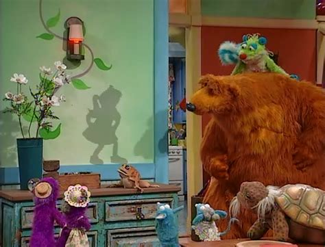 bear inthe big blue house episodes what s the story bear in the big blue house wikia