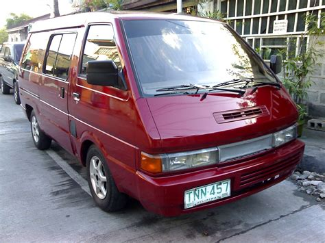 nissan vanette c22 modification macgyver1432000 1994 nissan vanette specs photos