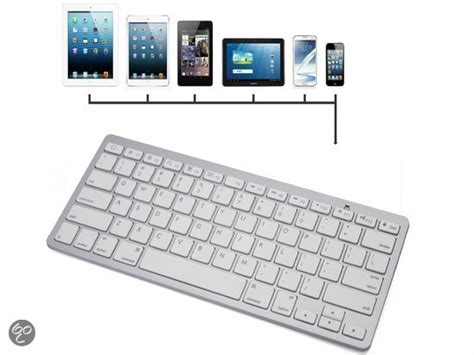 Keyboard Laptop Merk Asus Bol Wireless Bluetooth Keyboard Voor Asus Vivo Tab