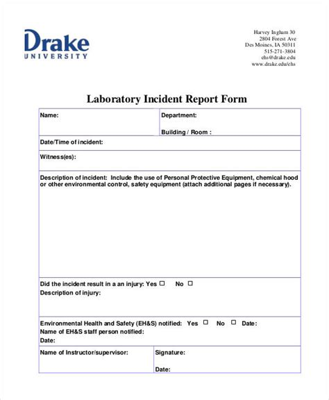 report form 56 exles of report forms