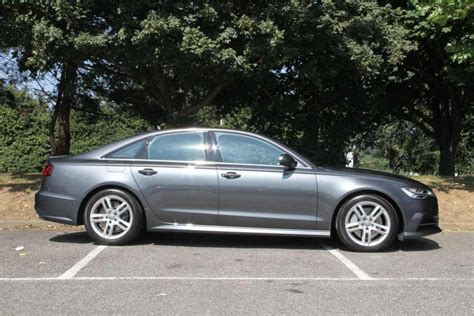 Audi A6 3 0 Tdi S Line by Used 2016 Audi A6 3 0 Tdi S Line 4dr S Tronic For Sale In