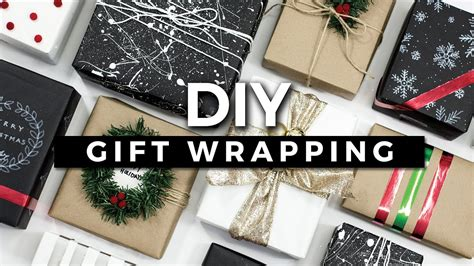 best way to gift wrap diy gift wrapping ideas 10 creative ways to wrap a