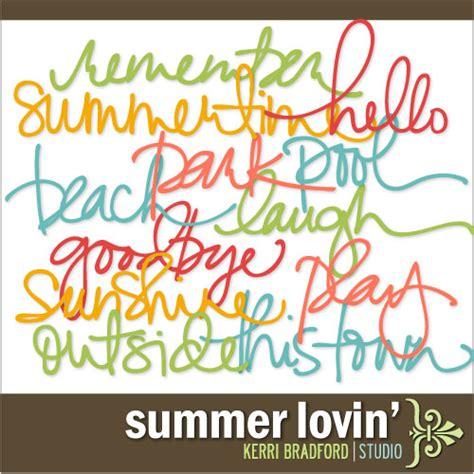 summer lovin summer lovin kerri bradford studio