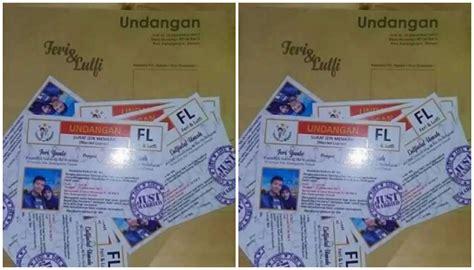 desain undangan pernikahan sim 5 desain undangan pernikahan inovatif di indonesia salah