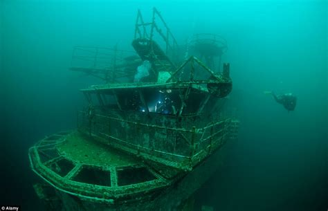Michigan Sweepstakes - world 191 s most beautiful shipwreck haunting hull of sweepstakes lies just twenty feet