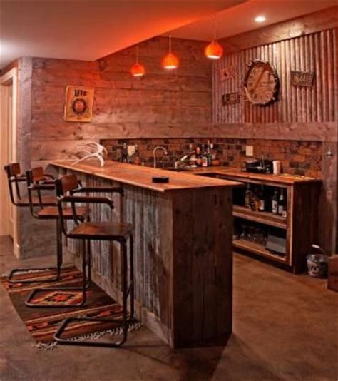 Timber Home Bar Bar Of A Luxurious Timber Frame Lodge In New York Gt Gt Http